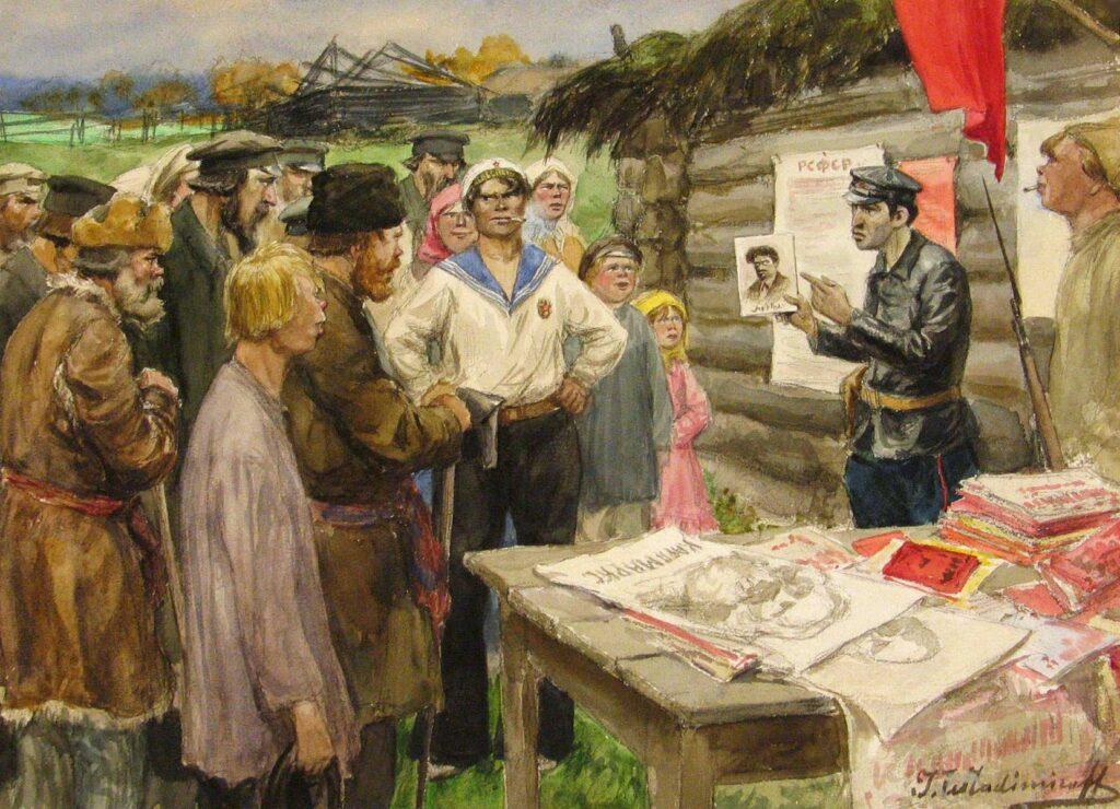 Приватизация советских активов и ещё о теракте в Казани, и что нам делать с оружием Иллюстрация